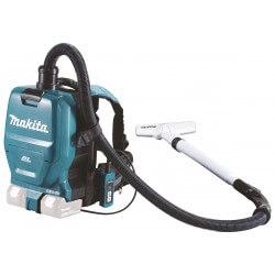 Akumulatora putekļu sūcējs-mugursoma MAKITA DVC260Z
