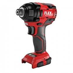 Akumulatora trieciena skrūvgriezis FLEX ID 1/4 18,0 EC