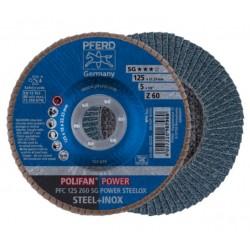 Slīpēšanas disks PFERD PFC125 Z SG-POWER