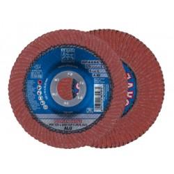 Slīpēšanas disks PFERD PFR125 A40 SGP-Curve L ALU