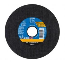 Metāla griešanas disks PFERD EHT 125x1,0mm A60 P PSF