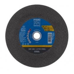 Metāla griešanas disks PFERD EHT 230x1,9mm A46 P PSF