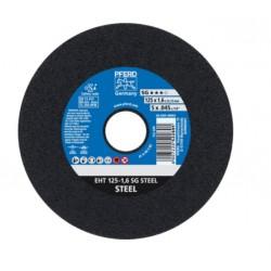 Ø 125x1,6 mm griešanas disks PFERD SG