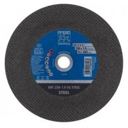 Metāla griešanas disks Ø230x1.9x22 mm EHT A46 S SG PFERD