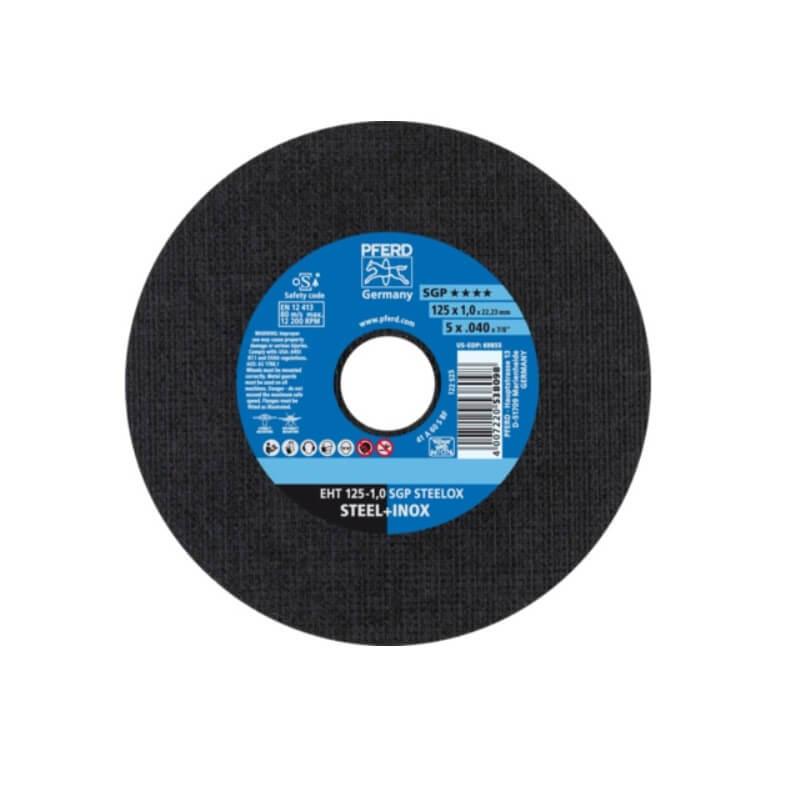 Nerūsošā tērauda griešanas disks