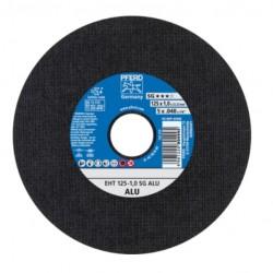 Alumīnija griešanas disks PFERD EHT Ø125x1,0mm EHT A60 N SG-ALU