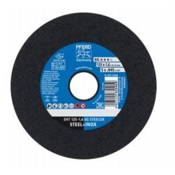 Griešanas disks PFERD EHT150-1,6 A46 R SG-INOX