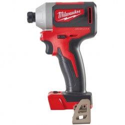 Akumulatora trieciena skrūvgriezis MILWAUKEE M18 BLID2-0X