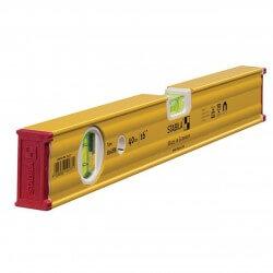 Sastiprināts līmeņrādis ar magnētu STABILA 80 ASM
