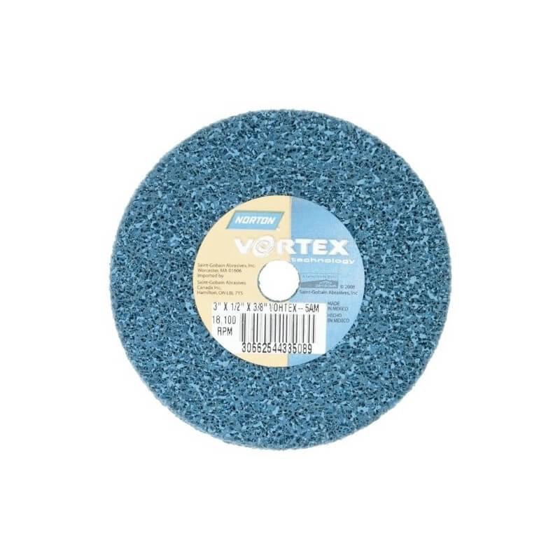 Gala slīpēšanas disks SAINT-GOBAIN Vortex 125x6x22 5AM