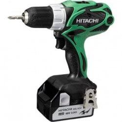 Akumulatora urbjmašīna-skrūvgriezis HITACHI DS18DSAL-TL