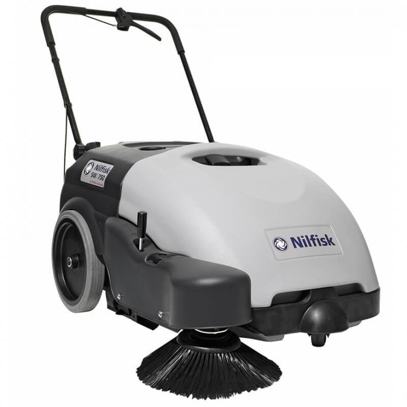 Akumulatora grīdas slaucīšanas iekārta NILFISK Sweeper SW750