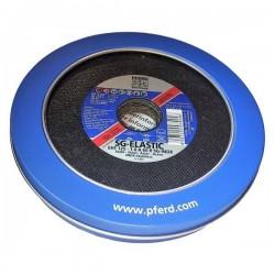 Metāla griešanas disks PFERD EHT125-1,0 A 60 R SG-Inox, Box-10gab.