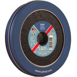 Metāla griešanas disks PFERD EHT 125x1,6mm A 60 P 1,6, Box-9gab.