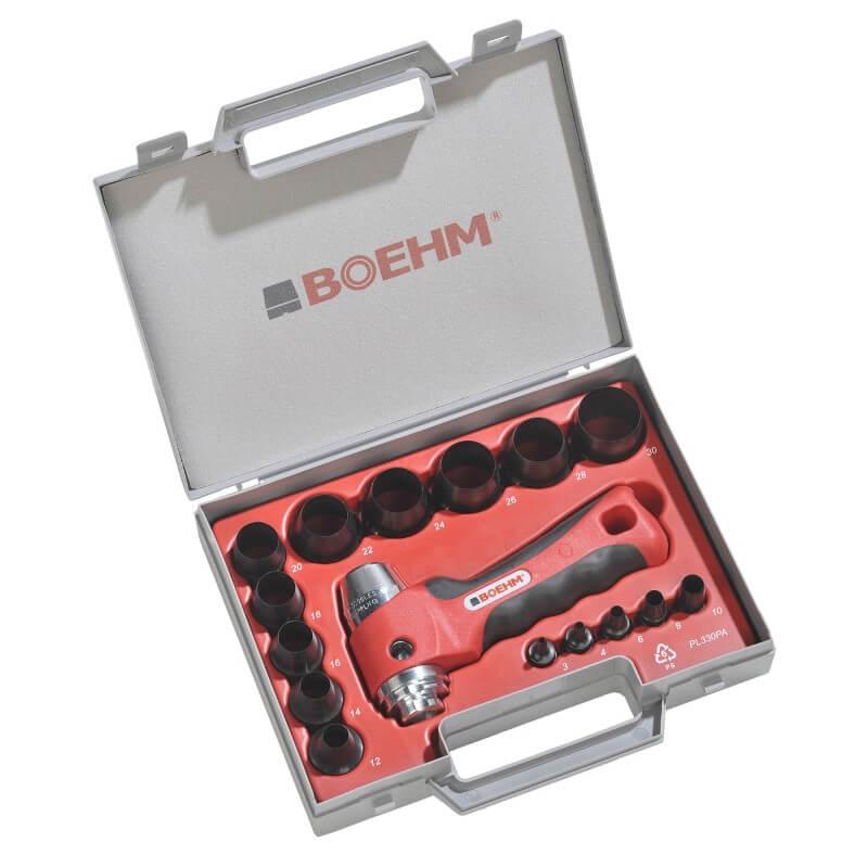 Caursitēji blīvēm 3–30 mm BOEHM JLB330PA