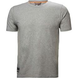 T krekls HELLY HANSEN Chelsea Evolution Tee, pelēks