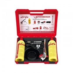 Lodēšanas komplekts ROHTENBERGER Superfire 3 HotBox