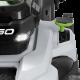 Akumulatora zāles pļāvējs EGO LM2122E-SP ar pašgājēja funkciju, 52cm + dāvana