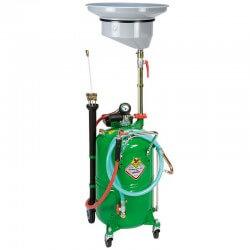 Pneimatiskais izmantotās eļļas savācējs/izsūcējs RAASM 44090
