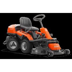 Dārza traktors HUSQVARNA R 214TC (2019)