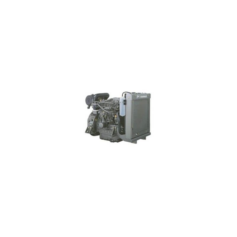 Dīzeļa dzinējs YANMAR 3TNV76-CS