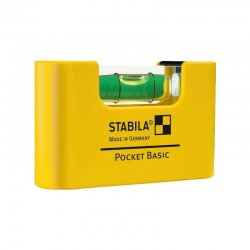 Līmeņrādis STABILA 101 POCKET Basic