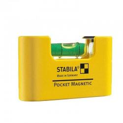 Līmeņrādis STABILA 101 POCKET Magnetic