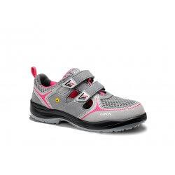 Sieviešu sandales ELTEN Mila Easy ESD S1P, rozā