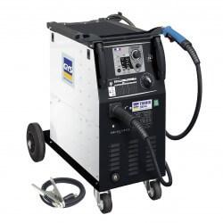 Metināšanas aparāts GYS Trimig 200-4S