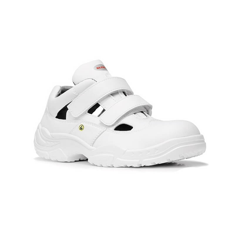 Sandales ELTEN White Easy Low, baltas