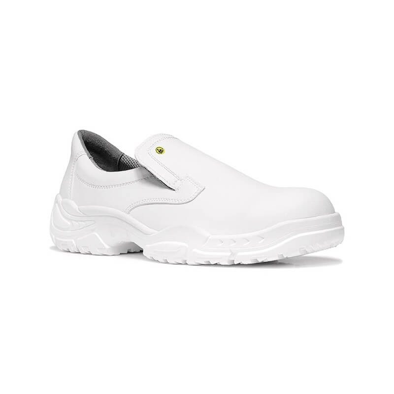 Kurpes ELTEN White Slipper Low