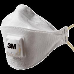 Respirators ar vārstu 3M FFP1