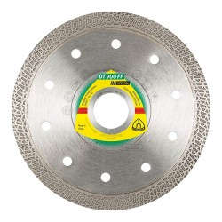 Dimanta griešanas disks KLINGSPOR DT 900 FP 125mm