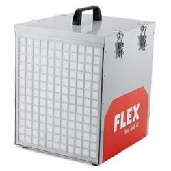 Būvniecības telpu gaisa attīrīšanas iekārta FLEX VAC 800-EC