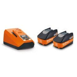 Akumulatoru un lādētāja komplekts FEIN HighPower 18V 5,2Ah