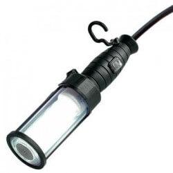 Pārnēsājama lampa 20 W ar magnētu un 5 m kabeli AS-SCHWABE