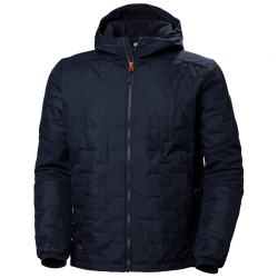 Jaka HELLY HANSEN Kensington Hooded Lifaloft, zila