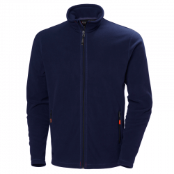 Jaka HELLY HANSEN Oxford Light Fleece, zila