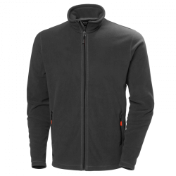 Jaka HELLY HANSEN Oxford Light Fleece, pelēka