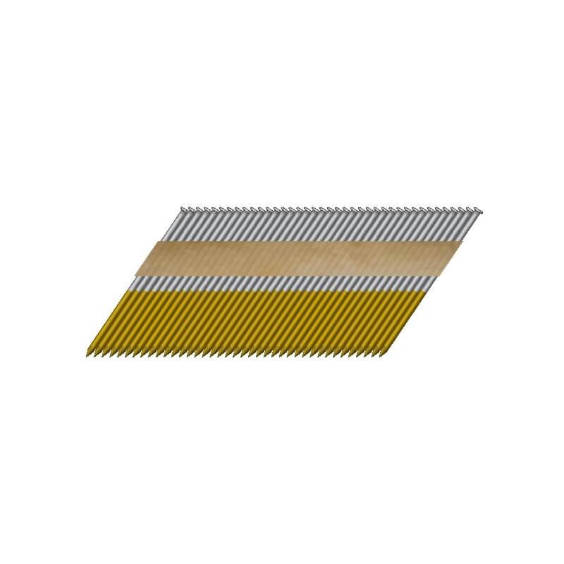 Naglas HiKOKI VGRCC HDG rievotas 34° 3,1x90 mm