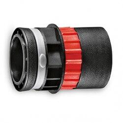 Adapteris sūkšanas šļūtenei FLEX Ø32 mm
