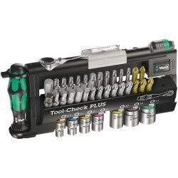 39 daļu instrumentu komplekts WERA Tool-Check PLUS
