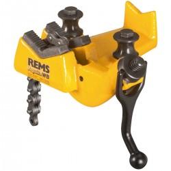 Ķēdes cauruļu saspiedējs darbgaldam REMS Aquila WB