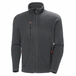 Jaka HELLY HANSEN Oxford Fleece, pelēka