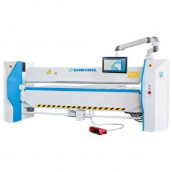 Skārda locīšanas darbgalds SCHECHTL MAZ400/CNC S-Touch