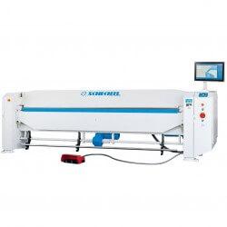 Skārda locīšanas CNC darba galds MAX400/CNC