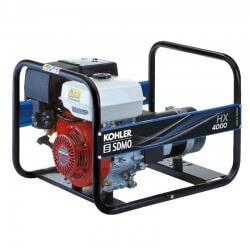 Elektrības ģenerators SDMO HX 4000-C
