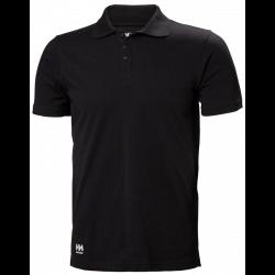 Polo krekls HELLY HANSEN Manchester Polo, melns