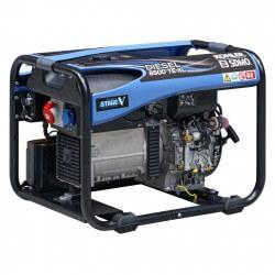 Elektrības ģenerators SDMO Diesel 6500 TE XL C5