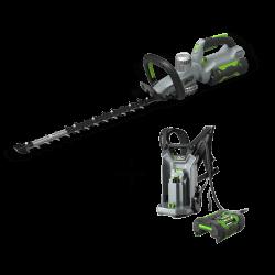 Akumulatora dzīvžoga šķēres EGO Power+ HT5100E 51 cm ar piederumiem